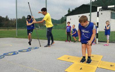 Športna šola atletika