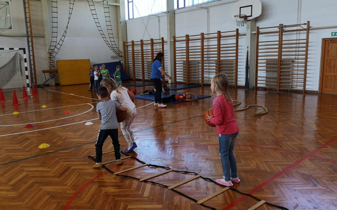 Športna šola na OŠ Dobrna