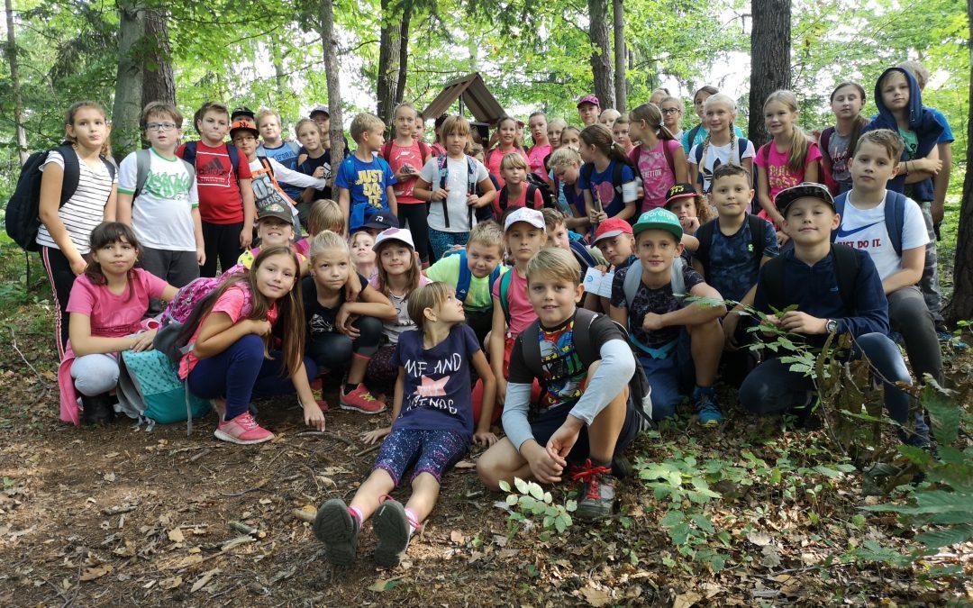 ŠD – 4. in 5. razred; Pohod na Aleksandrov vrh