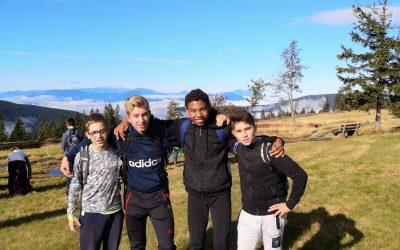 Pohod, športni dan, Rogla, Lovrenška jezera