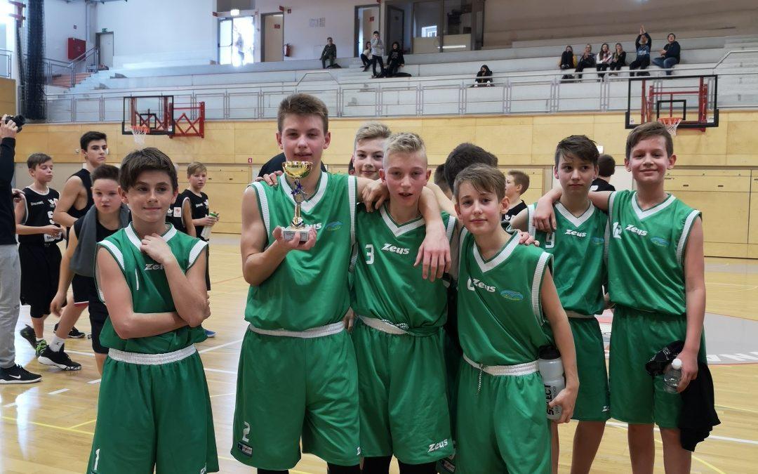 Košarka, področno za fante, letnik 2007 in mlajše