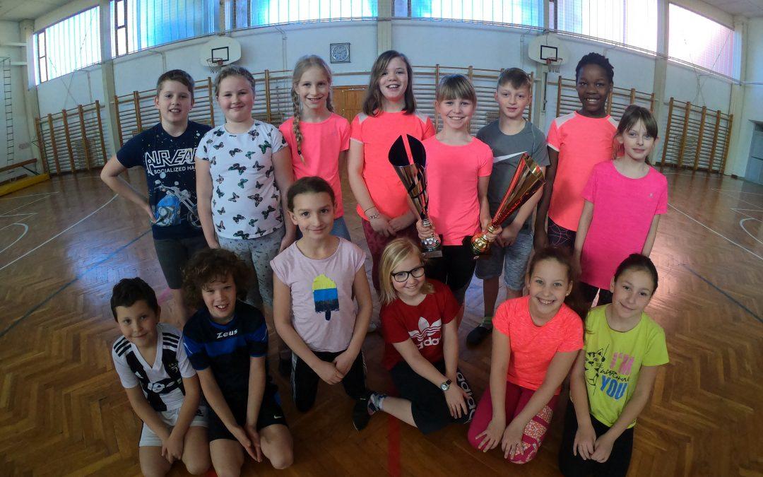 Uspehi naših učencev v karateju