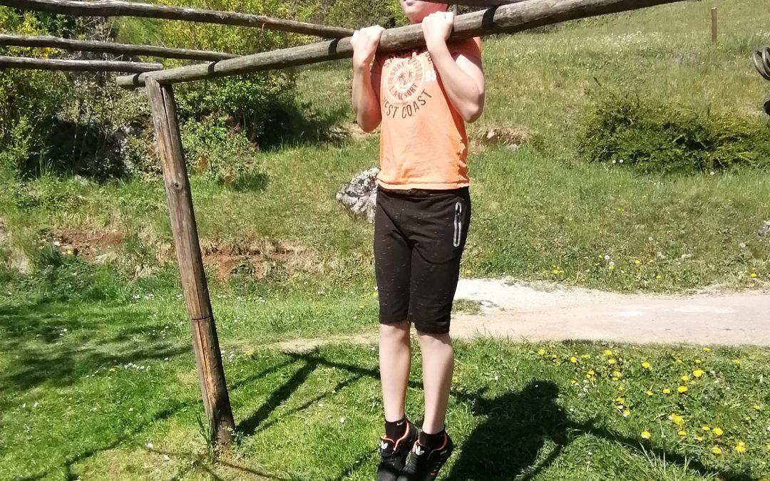 Športne aktivnosti na predmetni stopnji